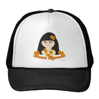 Luau Queen Trucker Hat