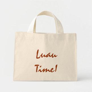 Luau Time! Mini Tote Bag