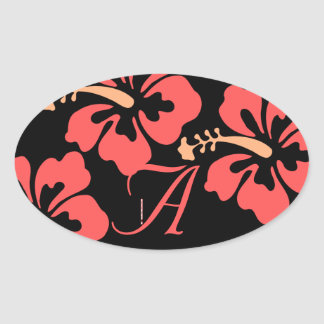Luau Wedding Labels