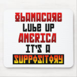 Lube Up America Mouse Pad
