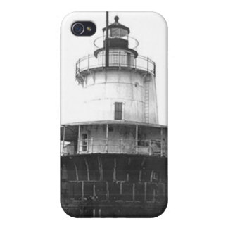 Lubec Channel Lighthouse iPhone 4/4S Cases