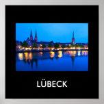 Lubeck 002W Print