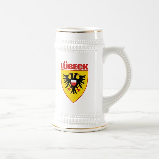 Lubeck Beer Stein