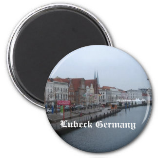 Lubeck Germany Magnet
