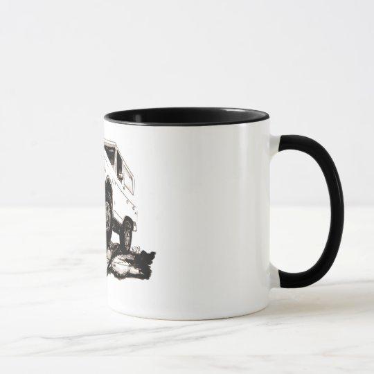 LUBER Early Bronco Mug