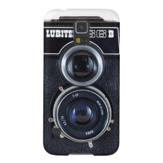 Lubitel Russian Vintage Camera Galaxy S5 Covers