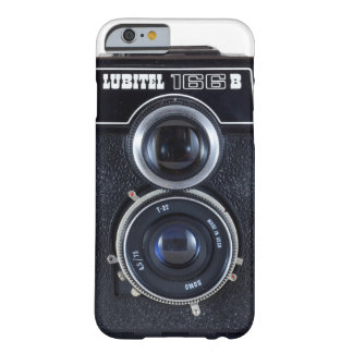 Lubitel Russian Vintage Camera - I6 Barely There iPhone 6 Case