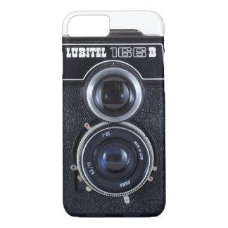 Lubitel Russian Vintage Camera - I6 iPhone 7 Case