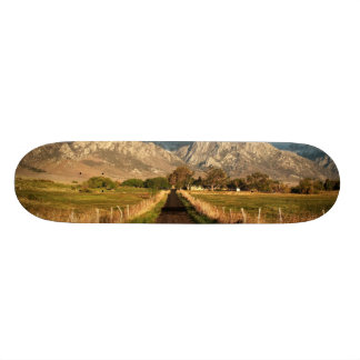 Lubken Canyon Road Custom Skate Board