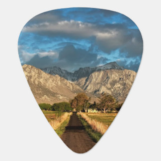 Lubken Canyon Road Plectrum