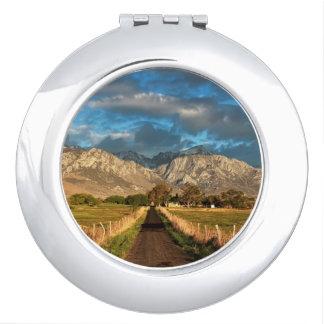 Lubken Canyon Road Travel Mirrors