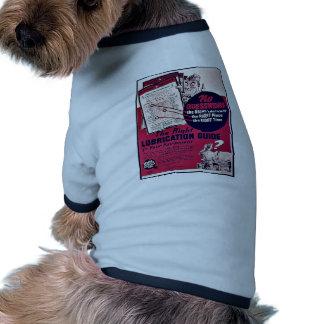 Lubrication Guide Dog Tee