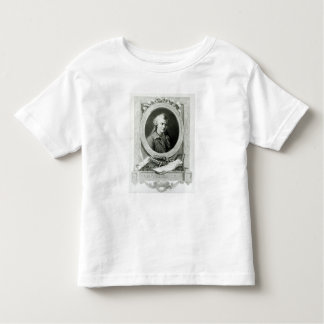 Luc de Clapiers  Marquis of Vauvenargues Toddler T-Shirt