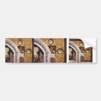 Luca Signorelli: Tibullus Bumper Sticker