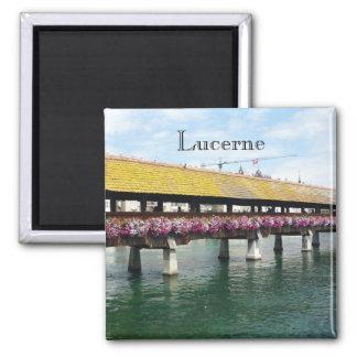 lucerne bridge magnet