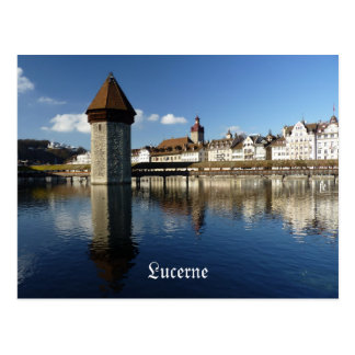 Lucerne Postcard
