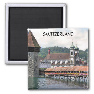 LUCERNE, SWITZERLAND MAGNET