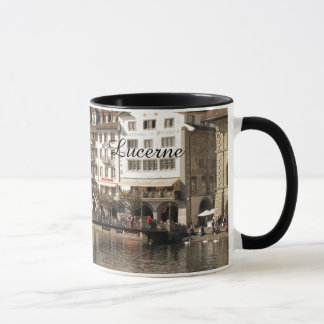 Lucerne Switzerland Mug
