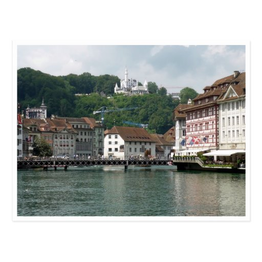 lucerne waters post cards
