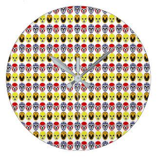Lucha Clock