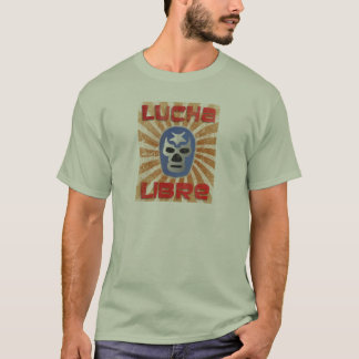 Lucha Libre Mexican Wrestling T-Shirt