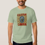 Lucha Libre Mexican Wrestling Tee Shirts