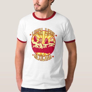 Lucha Libre Mexicana T-Shirt