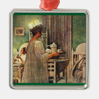 Lucia Day Christmas Ornament