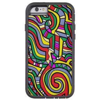"""Luciano"" 631 Art Tough Xtreme Phone Case"