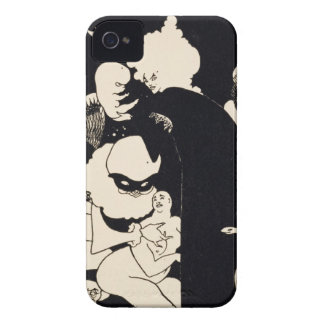 Lucian's Strange Creatures, illustration from 'Luc iPhone 4 Case