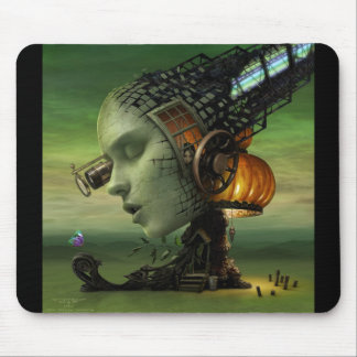 Lucid by J. Matthew Root Mouse Pad