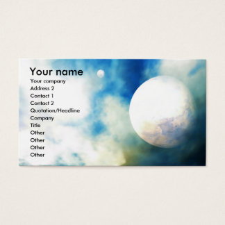Lucid Dream - Business card