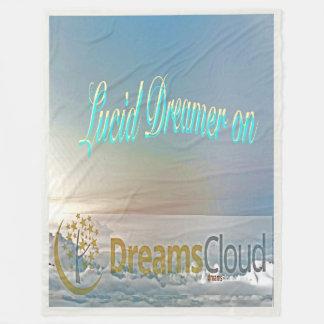Lucid Dreamer Fleece Blanket
