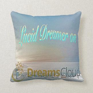 Lucid Dreamer Throw Cushion