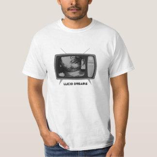 Lucid Dreams B/W T Shirts