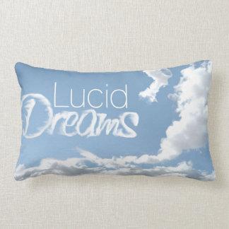Lucid Dreams Lumbar Throw Pillow