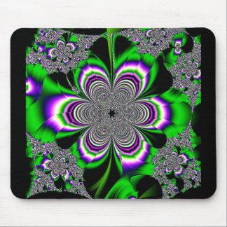 Lucid Floral Mousepads
