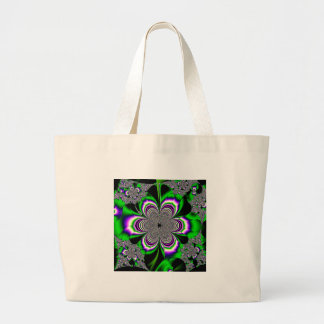 Lucid Floral Tote Bag