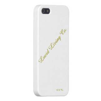 Lucid Living Co. iPhone 5/5S Matte Finish Case iPhone 5/5S Case