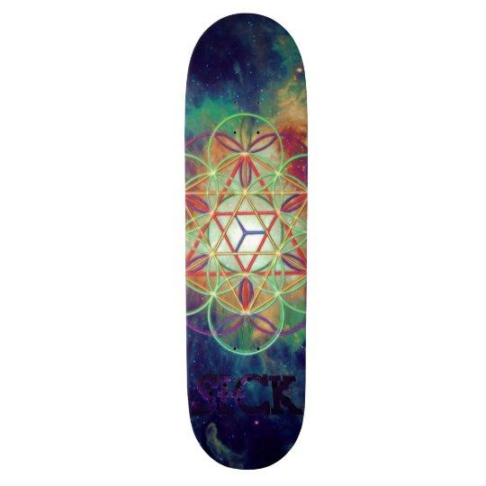 Lucid Mind State 20.6 Cm Skateboard Deck