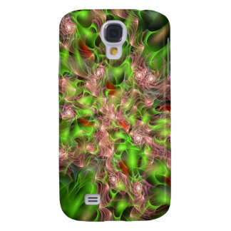 Lucid Rosebush Galaxy S4 Case