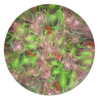 Lucid Rosebush Plates
