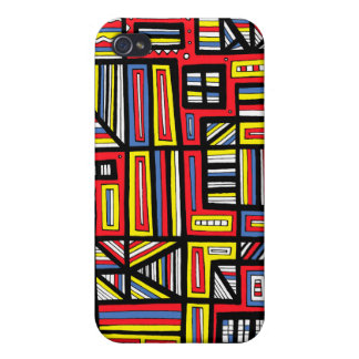 Lucid Spirited Spiritual Warmhearted Cases For iPhone 4