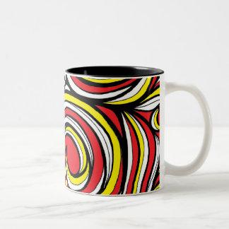 Lucid Superb Charming Remarkable Two-Tone Mug
