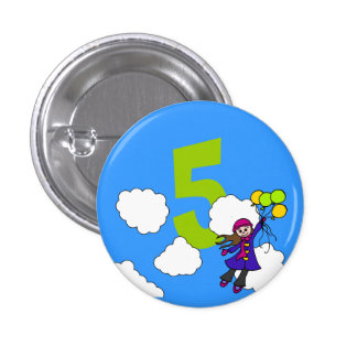 Lucie Pinback Button