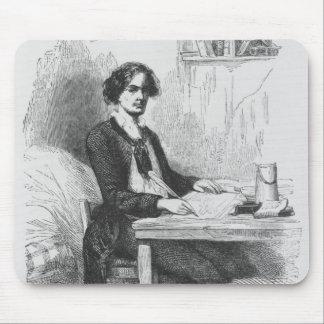 Lucien de Rubempre writing a letter Mouse Mat