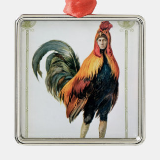 Lucien Guitry  in 'Chantecler' Christmas Ornament