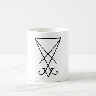 Lucifer Sigil Mug