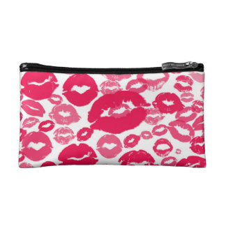 Lucious Lips Cosmetics Bag