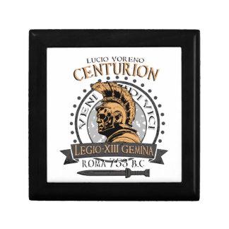 Lucius Voreno, a famous Roman Centurion Gift Box